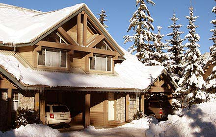 Whistler vacation rentals stoneridge 10 rental Whistler cabin rentals
