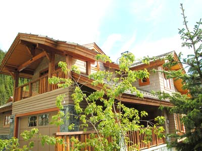 Vacation rentals whistler british columbia nordic lookout 5 Whistler cabin rentals