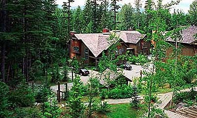 Vacation rentals whistler british columbia the woods for Whistler cabin rentals