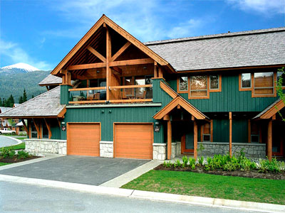 Vacation rentals whistler bc village estates 4 for Whistler cabin rentals
