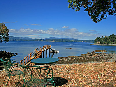 North Saanich Vacation Rentals